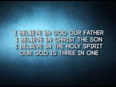 This I Believe The Creed Instrumental with lyrics