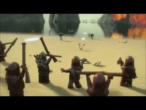 Lego Kashyyyk Troopers Battle Pack