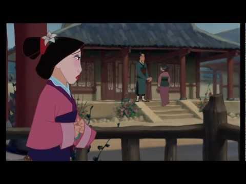 Mulan - Reflection (Finnish) [HD 1080p]