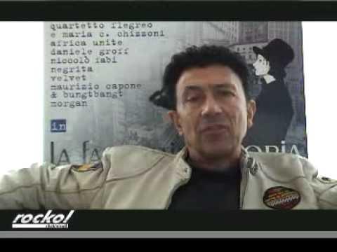 Edoardo Bennato: l'intervista