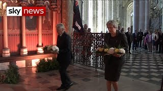 Commemoration to mark 100 years since the Battle of Amiens