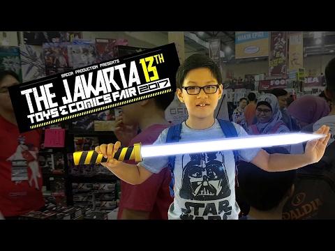 Jakarta 13th Toys Fair 2017