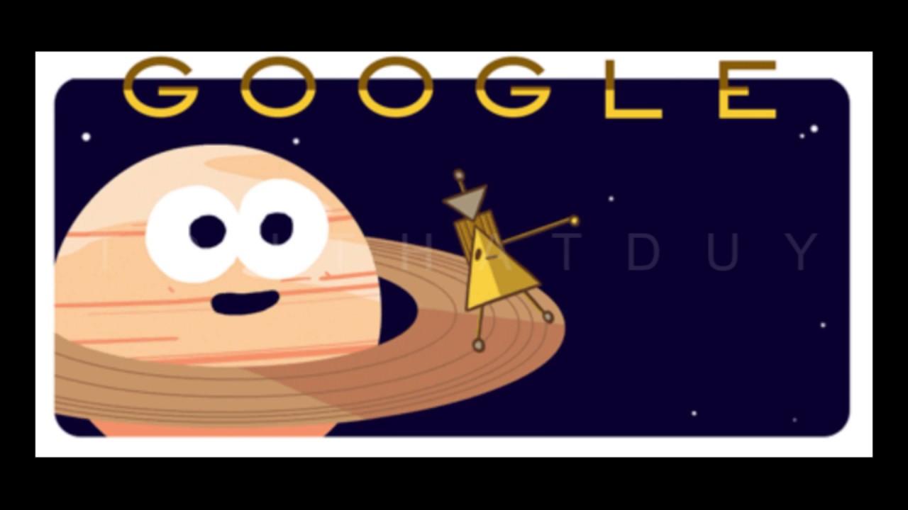Phi Thuyền Cassini Bay Giữa Sao Thổ Và Vành Đai Của Nó