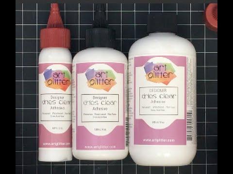 Art Glitter Glue FAQ and Tip Install Instructions - YouTube