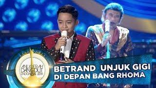 Betrand Peto Unjuk Gigi di Depan Bang Haji Rhoma - Anugerah Dangdut Indonesia 2019 (17/11)