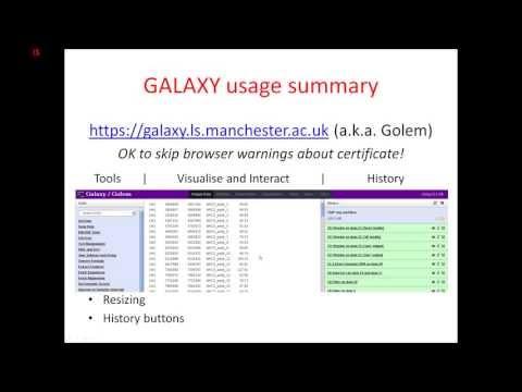 ChIP-seq analysis using