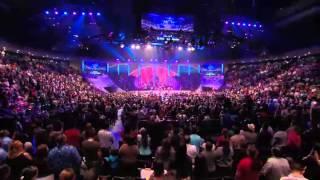 Danilo Montero en Iglesia Lakewood 12 Aniversario - Servicio Completo