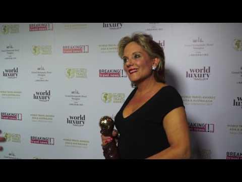 Gillian Greenwood, director international sales, InterContinental Hotels & Resorts