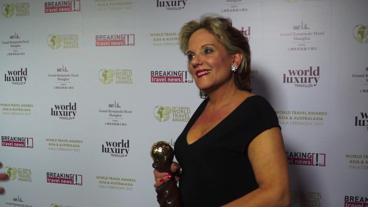 Gillian Greenwood, director international sales, InterContinental
