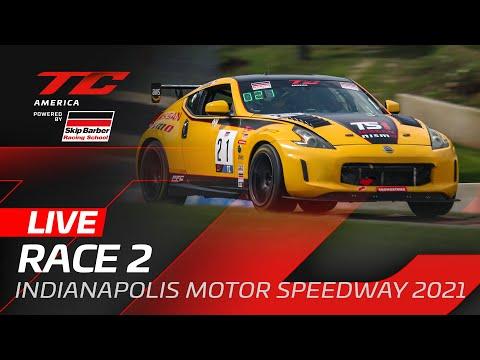 RACE 2   TC AMERICA   INDIANAPOLIS 2021
