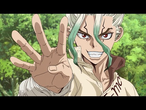 Dr Stone Anime Preview Trailer Toho Animation Hypebeast