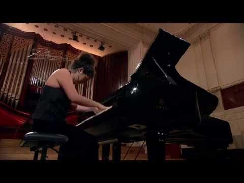 Alexia Mouza – Scherzo in B minor Op. 20 (first stage)