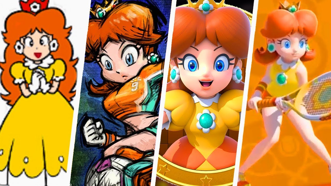 Image result for princess daisy
