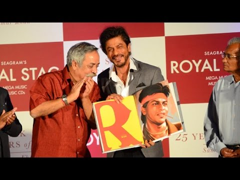 UNCUT: Shahrukh Khan Launches A Biography On His 25 Years In Bollywood