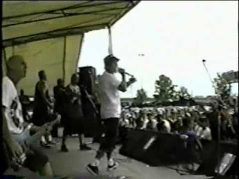 7 Seconds - Live Warped Tour 1999