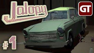 Thumbnail für das Jalopy Let's Play