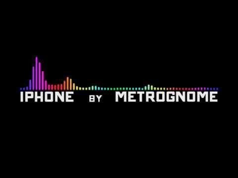 iPhone - MetroGnome Remix [Visualizer]