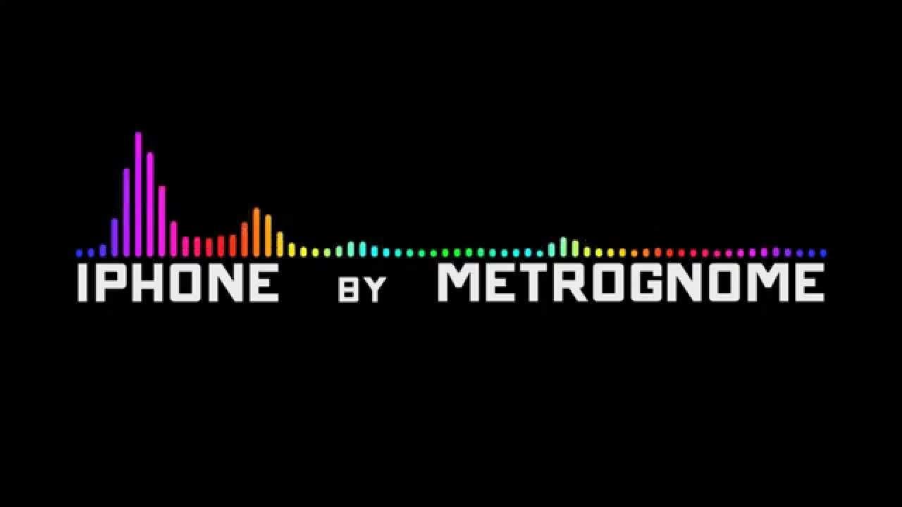 Iphone Metrognome Remix Visualizer