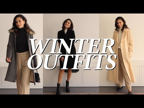 Winter Fashion Trends 2020 & Outfit Ideas. http://bit.ly/2GPkyb3