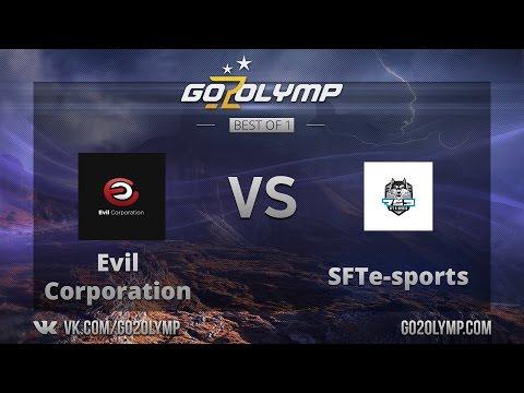 Dota 2: G2O $500 Tournament, Финал, Evil Corporation VS SFTe-sports