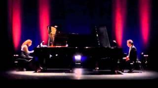 M. Ravel- Rapsodie Espagnole 2 Pianos (Prelude a la nuit-Malaguena-Habanera-Feria)
