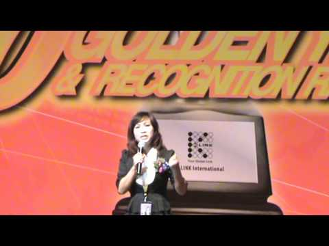 K-LINK International 10th anniversary - SCA Nguyen Thi Quyen presentation