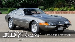 Ferrari Daytona - J.D Classics