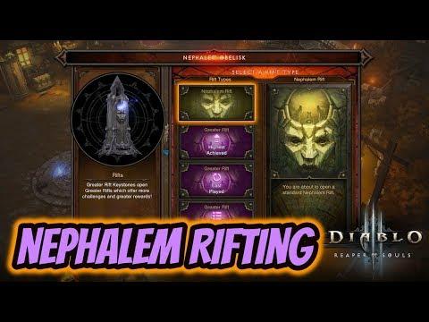 Diablo 3   Gaming With My Girlfriend - Nephalem Rifting