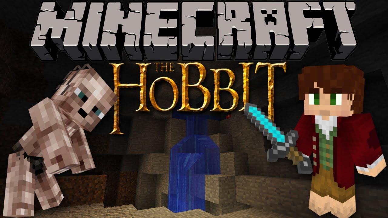 Minecraft The Hobbit  Riddles in the Dark  YouTube