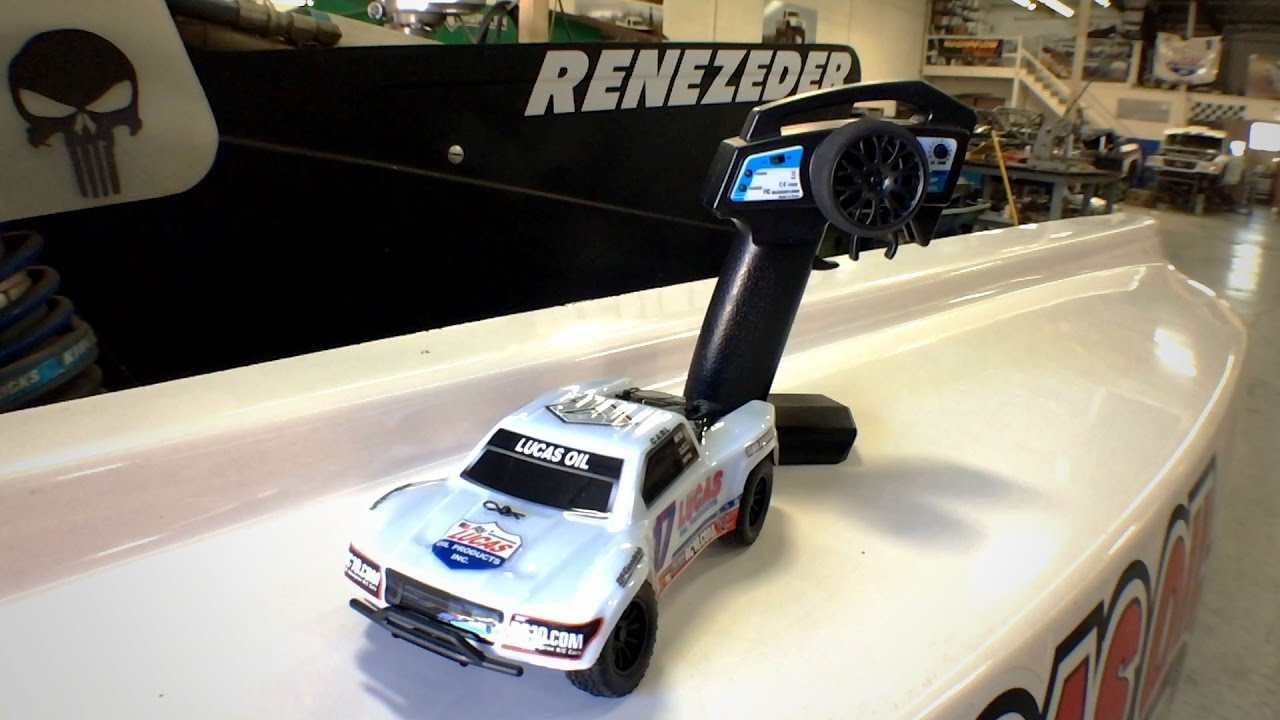 Team Associated SC28 1:28 Scale Short Course Truck