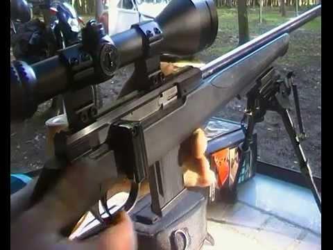 carabine ISSC 22lr