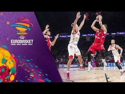 Russia v Serbia- Full Game - Semi-Final - FIBA EuroBasket 2017