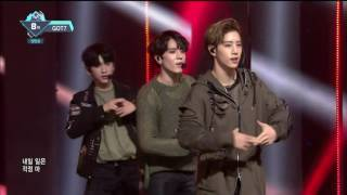 161020 GOT7(갓세븐) - 하드캐리(Hard Carry) @ Mcountdown