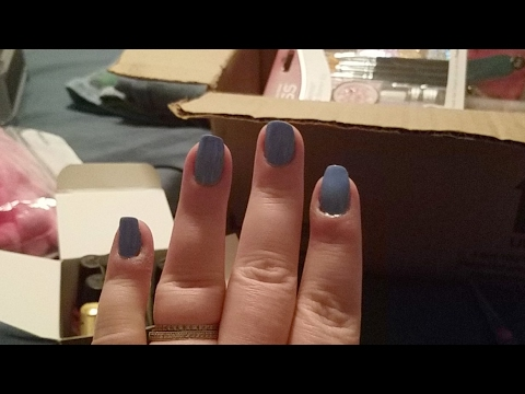 Live How To Fuck Up Your Nails Take 2