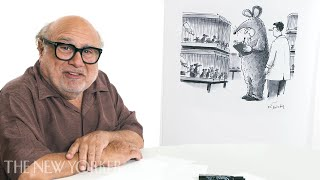 Danny DeVito Enters The New Yorker's Cartoon-Caption Contest | The New Yorker