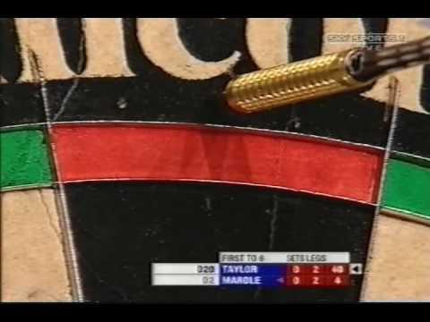 Taylor & Mardle MISS 20+ Darts