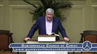 Guntersville Church of Christ April 26, 2020