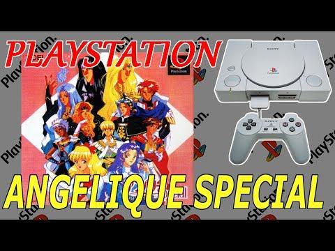 ANGELIQUE SPECIAL (PS1) [830] GAMEPLAY