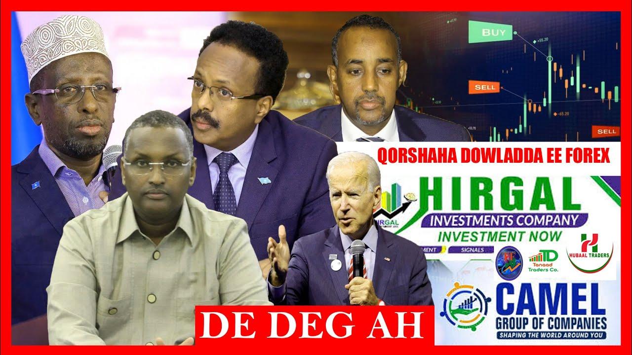 Download DEG DEG:Farmajo oo xal u keenay Forex, Mucaaradka oo Kacdoon wayn bilaabay & A/madoobe oo doontay...