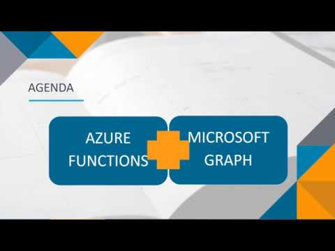 The Adventures of Azure Functions and Microsoft Graph