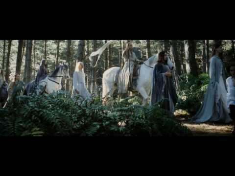 The Lord Of The Rings  Into The West