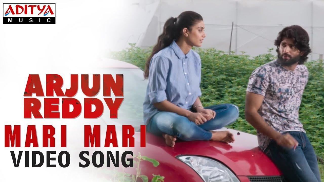 Download Mari Mari Video Song | Arjun Reddy Video Songs | Vijay Deverakonda | Shalini