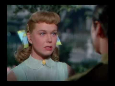 """Doris Day and Gordon MacRae - """"Till We Meet Again"""" from On Moonlight Bay (1951)"""