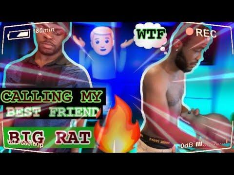 #youtube #photoshoot #viral #kochi #love #chennai CALLING MY BEST FRIEND BIG RAT PRANK
