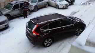 Araçların Kar ve Buz İle İmtihanı