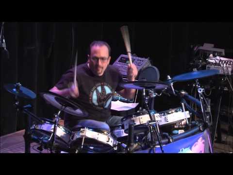 Bill Piacenza's demonstration video - Drumming and Karaoke singing!