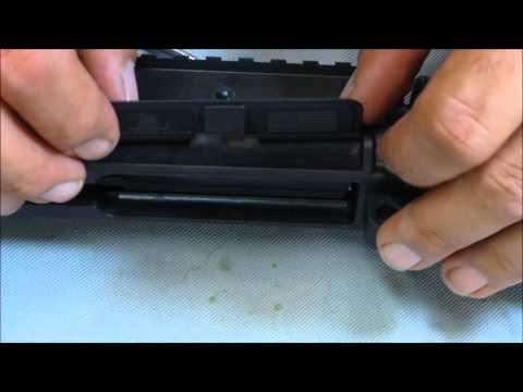 How to Replace an AR-15 Ejection Port /Dust Cover.