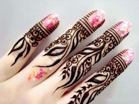 Mehndi Designs 2017 New Style Youtube