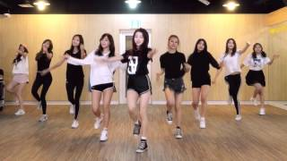 gugudan wonderland mirrored dance practice video 구구단 원더랜드