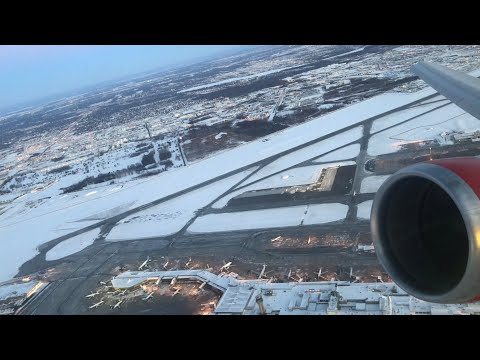 Takeoff Montreal YUL For Fort Lauderdale | 767-300ER | Air Canada Rouge 1600